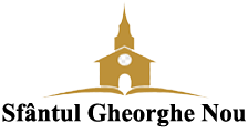 Biserica Sfântul Gheorghe Nou Logo